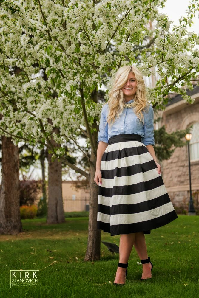 Spring and Stripes